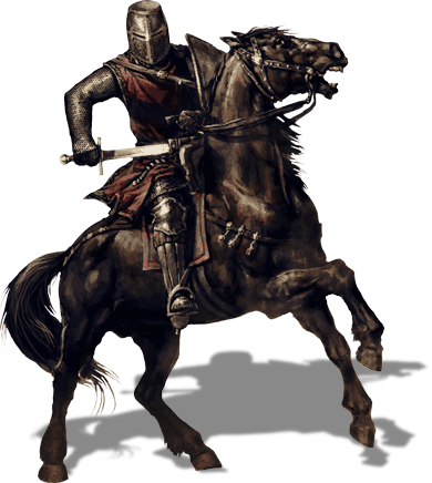 Knight/Horseman Warrior
